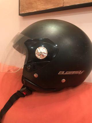 Casco Moto LS2. T-L