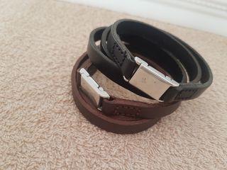 Mens Wrap Bracelets x2