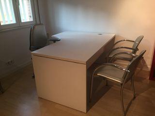 Mobiliario oficina como nuevo