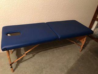 Camilla masaje