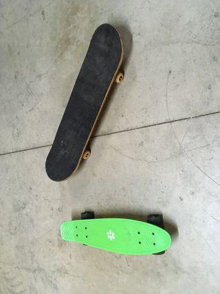 Skate / patinetes