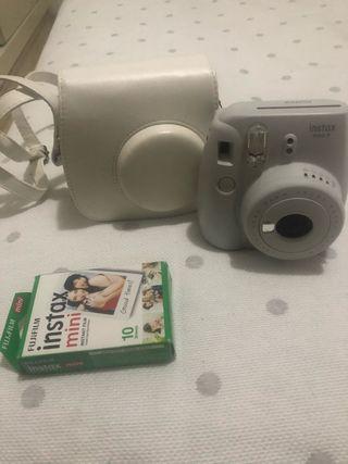 Cámara de fotos al instantanea Fujifilm mini 9
