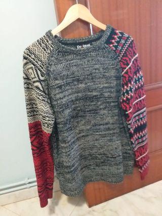 Jersey de lana DESIGUAL