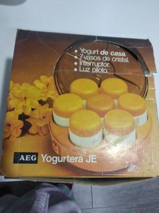 Yogurtera JE AEG