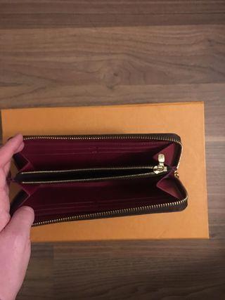 Cartera Louis Vuitton original