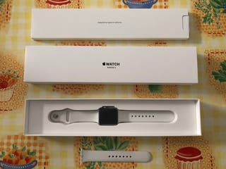 Apple Watch Series 3 Blanco 38mm