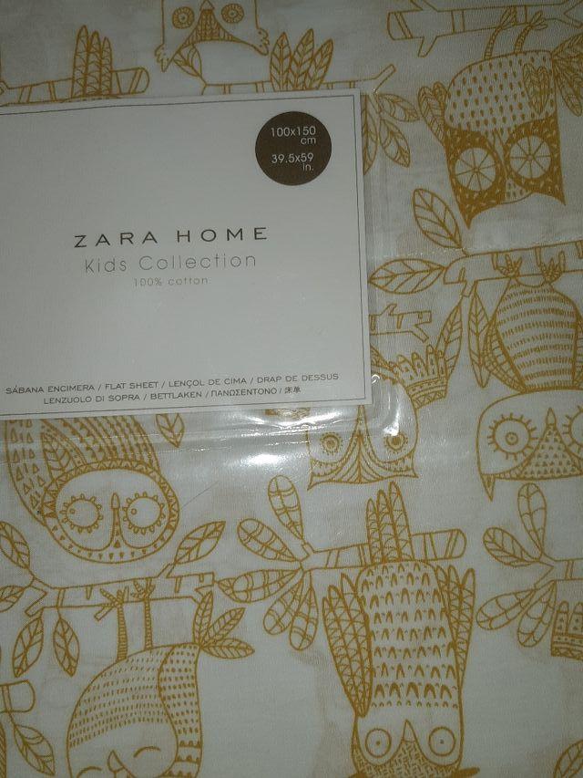 Sábana NUEVA Zara Home Kids