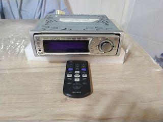 Radio de coche Sony