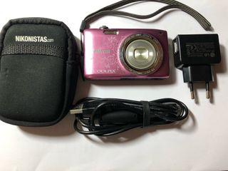 Nikon S2700 digital compacta
