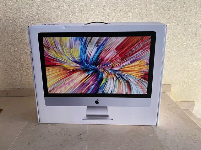Caja Apple iMac 27 pulgadas