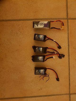 baterias drone