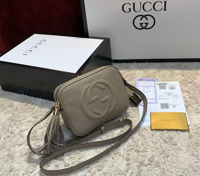 Gucci soho hand bag
