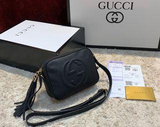 Gucci soho hand bag