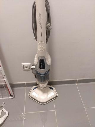 aspirador-mopa vapor cecotec conga