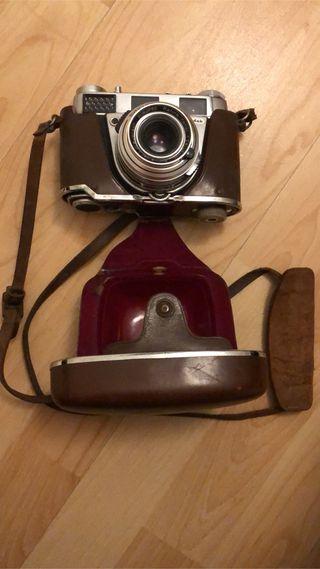 Cámara de fotos antigua Kodak