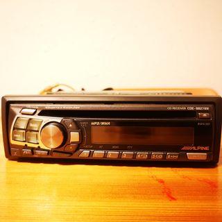 Ràdio CD MP3 Alpine
