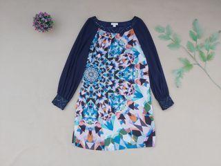 Monsoon vestido joya Talla 42