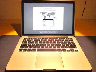 Macbook Pro Retina 13 2015 256GB