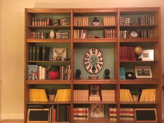 Libreria de roble