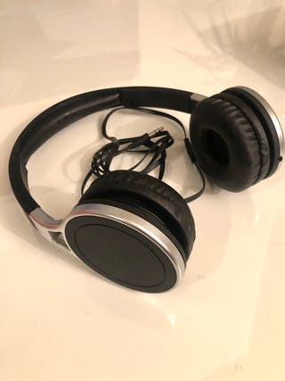 Auriculares ISY IHP 1600 + microfono. SIN USO
