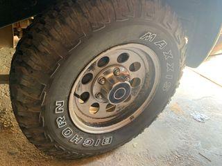 Cambio Opel Frontera