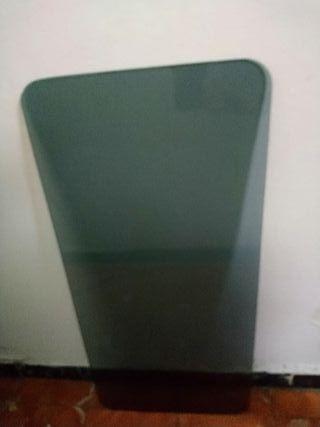Cristal negro mesa centro