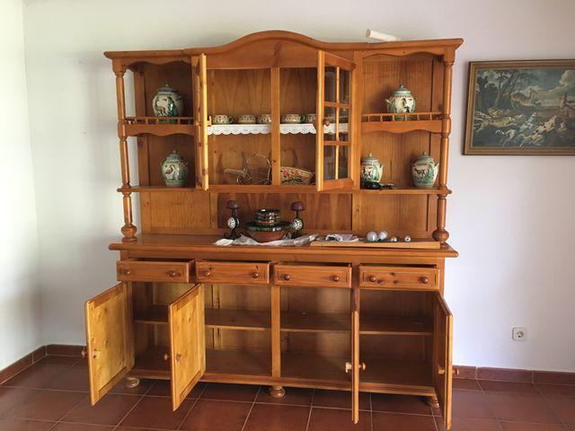 Mueble Alacena madera de pino