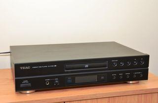 REPRODUCTOR DE CD TEAC P1260