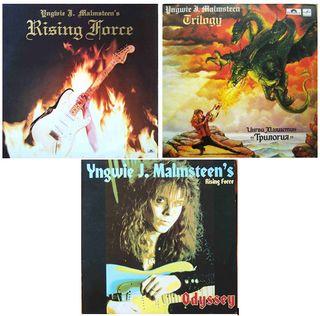 discos vinilo de Yngwie Malmsteen