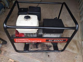 generador honda gx 390