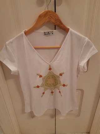 Camiseta vintage