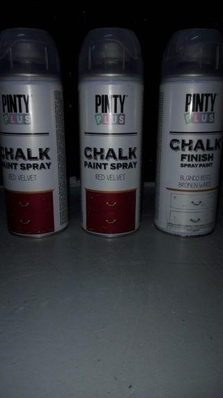 sprays pintura para maderas