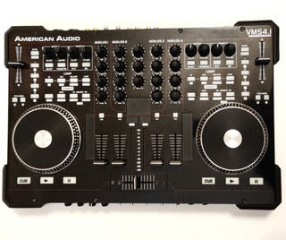 CONTROLADORA DJ/MESA VMS 4.1 REGALO BOLSA