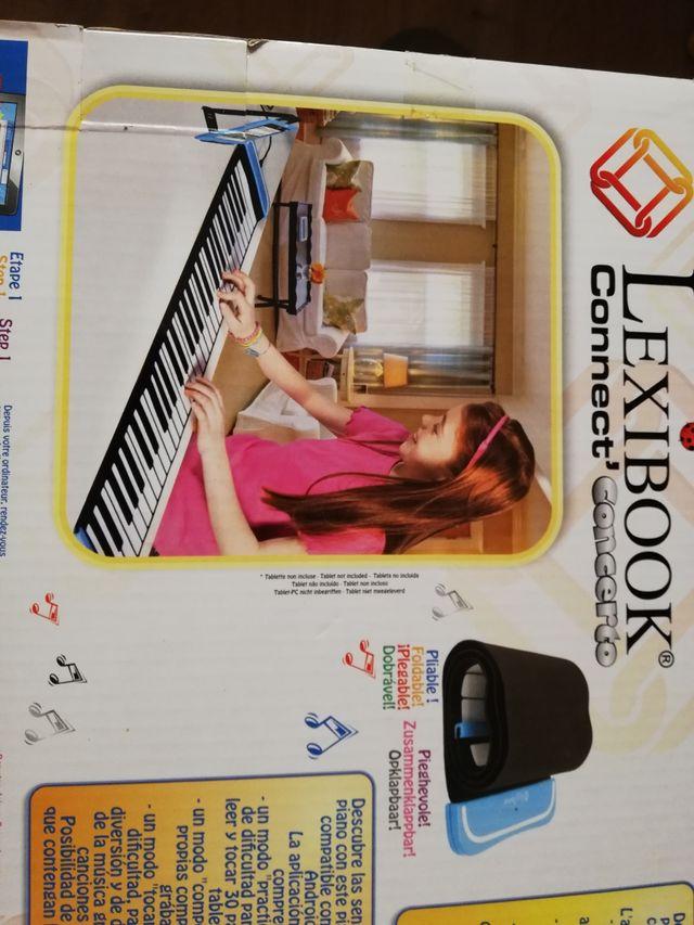 Piano lexibook