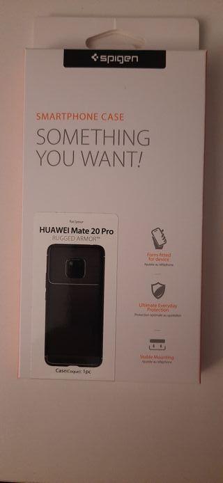 Funda Spigen Huawei mate 20 pro nueva
