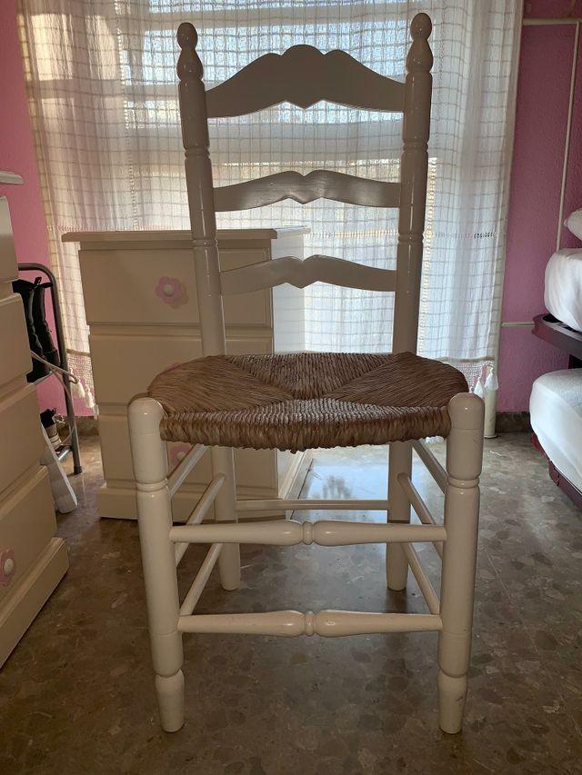 Dormitorio completo juvenil niña