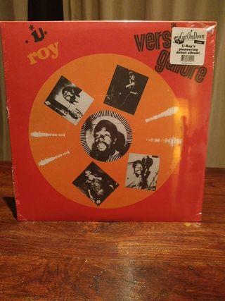 Disco vinilo LP U-ROY