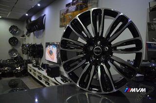 Llantas 22 range rover design