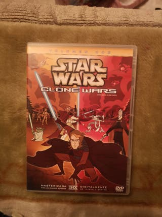 Star Wars Clone Wars volumen 2 en perfecto estado