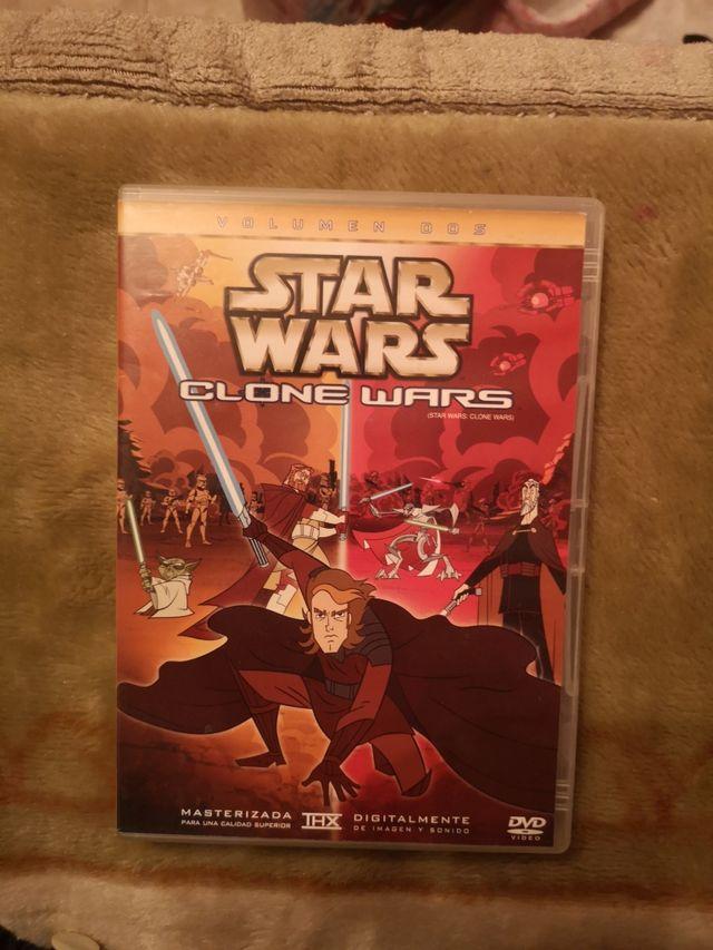 Star Wars Clone Wars volumen 2 en perfecto estado