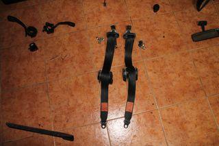 Cinturones delanteros Golf mk2