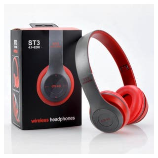 ST3 WIRELESS BLUETOOTH HEADSET STEREO HEADPHONE