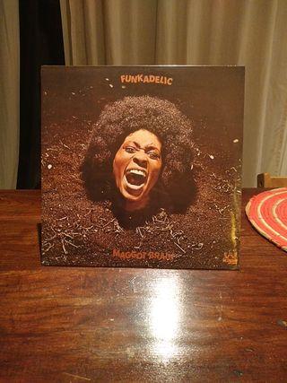 Disco vinilo LP FUNKADELIC