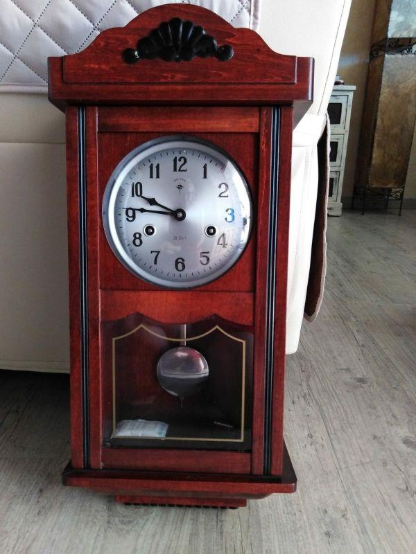 Reloj de pared d madera