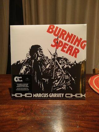 Disco vinilo LP BURNING SPEAR