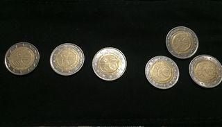 Monedas conmemorativas 2€
