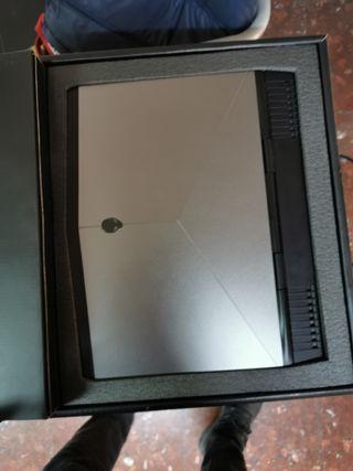 portátil gamer Alienware R13 OLED 2k