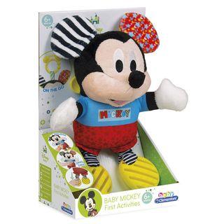 Peluche texturas Baby Mickey Disney