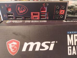 MSI Z390 Gaming Pro Carbon