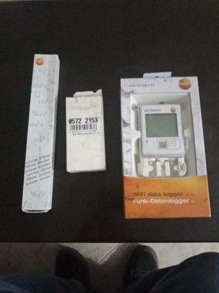 termómetros electrónicos wifi